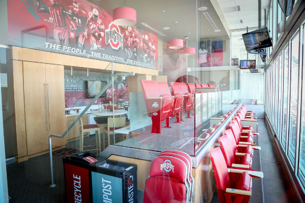Athletic Director's Private Suite