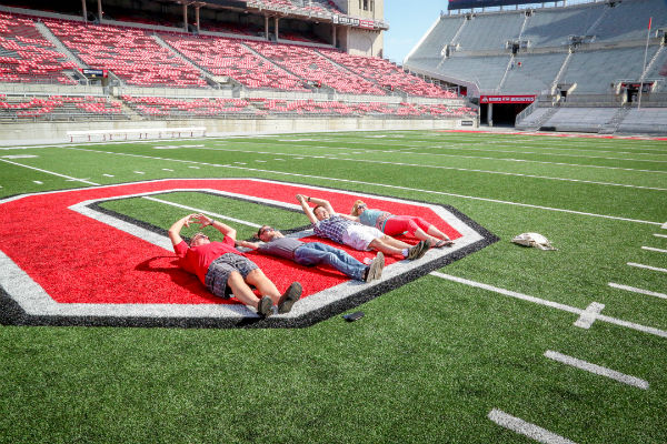 OSU Football Field