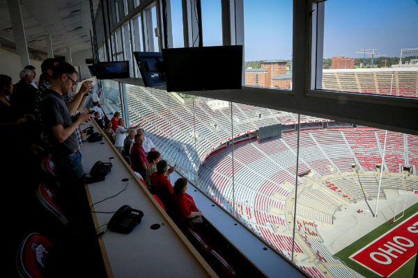 OSU Press Box