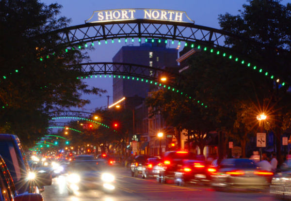 Short North Coumbus, OH