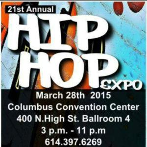 Hip Hop Expo Ticket