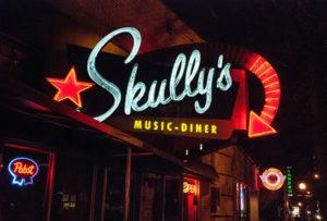 Skullys Music Diner