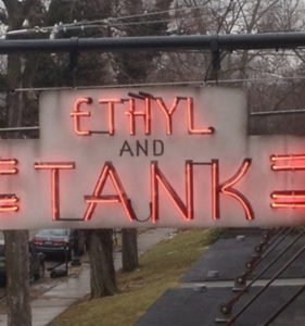 Ethyl & Tank
