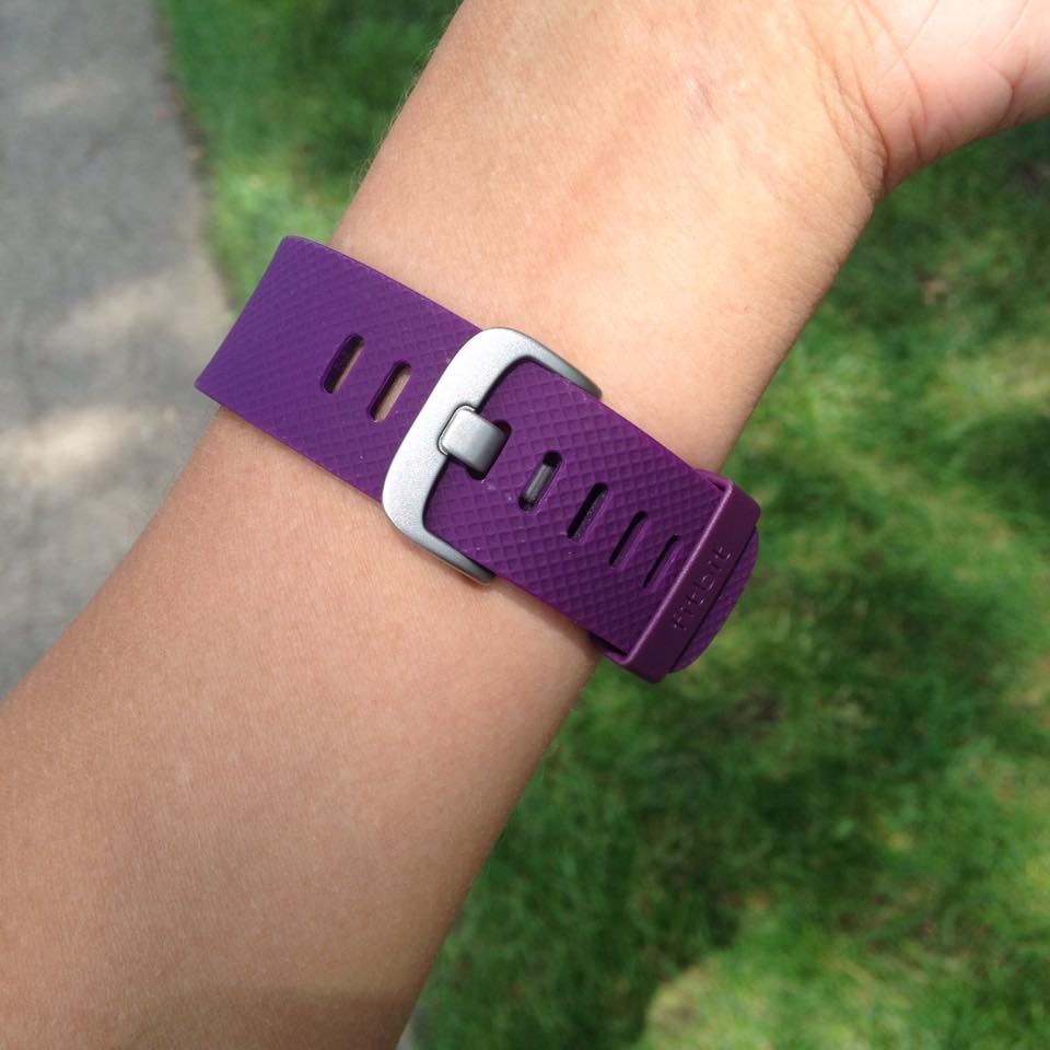 Fitbit Charge HR Review | Columbuzz614 com