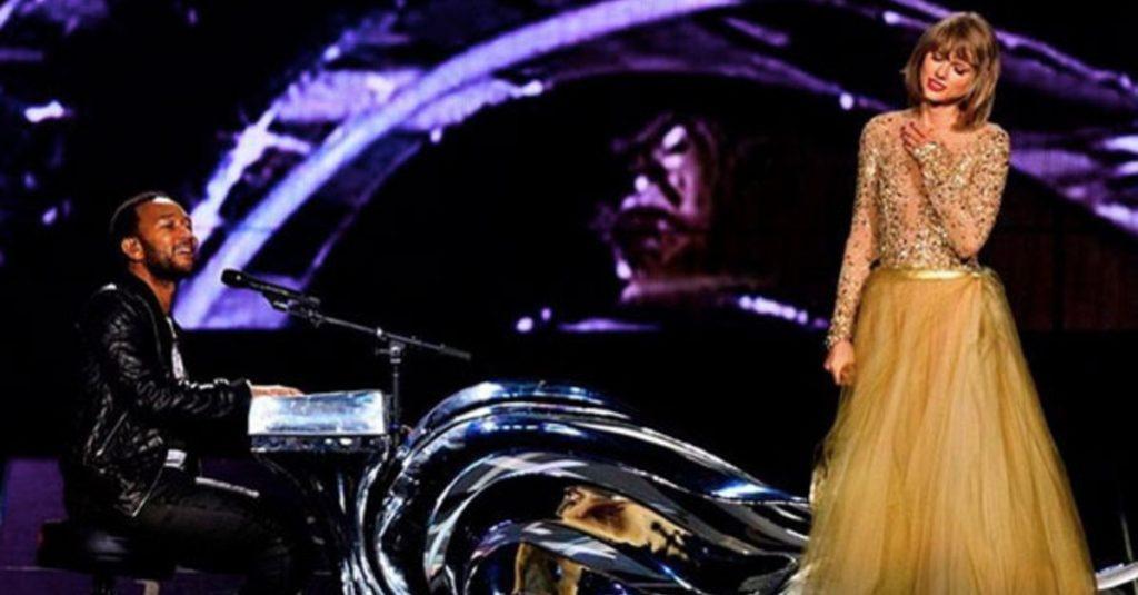 John Legend Taylor Swift