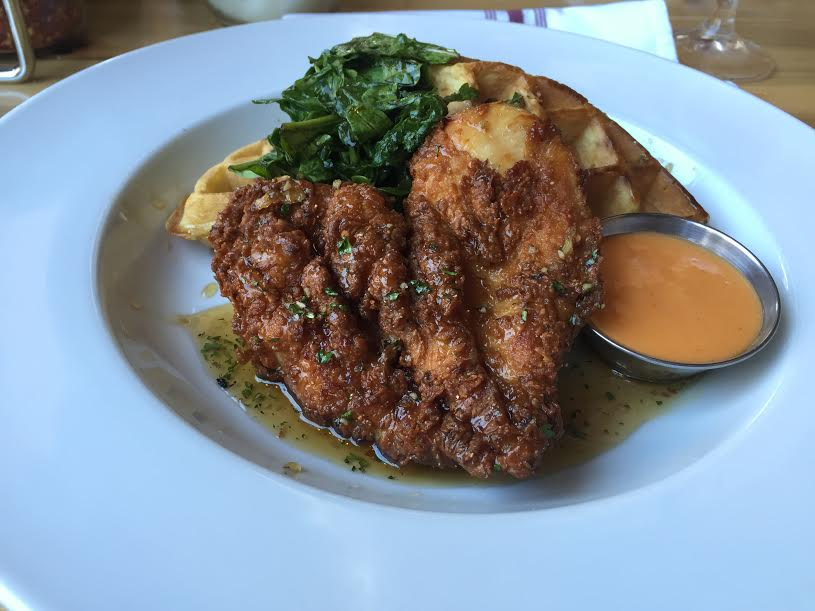forno chicken and waffles